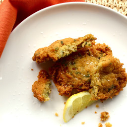 Panelle (Chickpea Fritters)