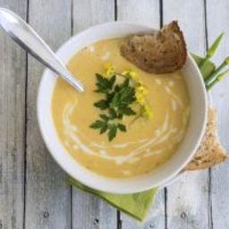 Panera-Inspired Butternut Squash Soup