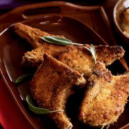 Panko-Breaded Pork Chops