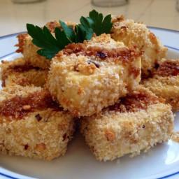 Panko Sesame Baked Tofu
