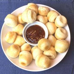Pao de Queijo (pan de queso)