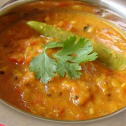 Pappu Tomato – Andhra Tomato Dal