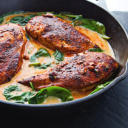 Paprika Chicken Skillet