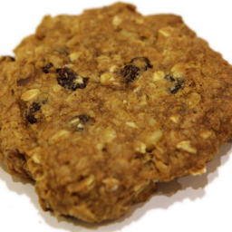 Parkins Oatmeal Cookies