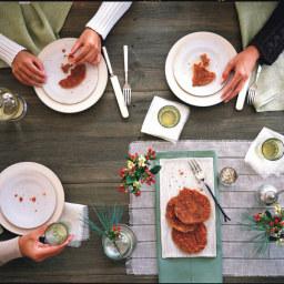 Parmesan and Smoky Paprika Frico