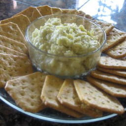 Parmesan-Asiago Spread or Topping RecipeCheese Spread Recipe - Appetizer