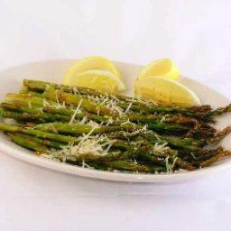 Parmesan Asparagus Spears