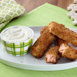 Parmesan Fish Sticks