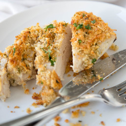 Parmesan Ranch Baked Chicken