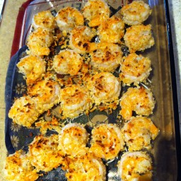 Parmesan Shrimp