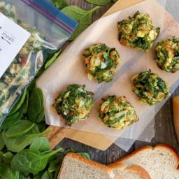 Parmesan Spinach Balls