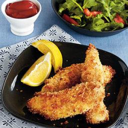 Parmesan–Panko Chicken Tenders