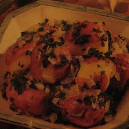 Parslied Potatoes