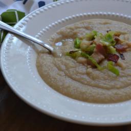 Parsnip-Apple Soup