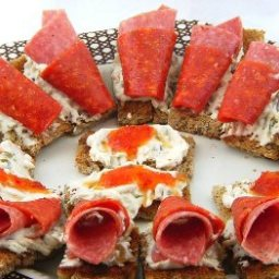 Party Finger Sandwiches