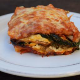 Passover Matzoh Lasagne