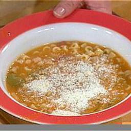 Pasta and Beans: Pasta e Fagioli