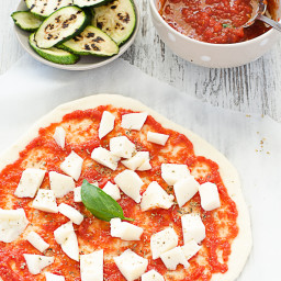 PASTA PER LA PIZZA (IMPASTO FACILE DI BASE)