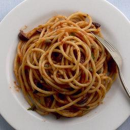 Pasta Puttanesca