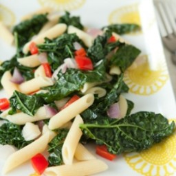 Pasta with Greens