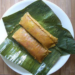 Pasteles (Puerto Rican Holday Dish)