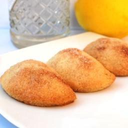 Pastelitos de boniato sin gluten y sin huevo con Thermomix®