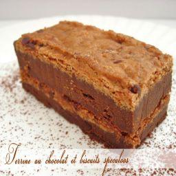 Pate De Terrine Au Chocolat