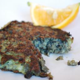 Paua/Mussel Fritters