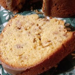 Paula Deens Caramel Apple Nut Pound Cake