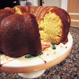 Paula Deen's Georgia Pound Cake