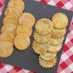 Paul's Savory Biscuits