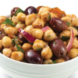 PCC Turkish Garbanzo Salad