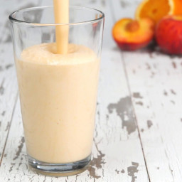 Peach and Orange Cream Protein Smoothie Recipe by Tasty