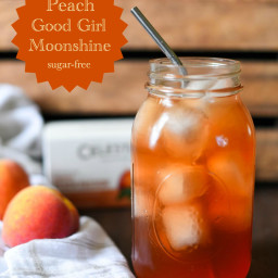 Peach Good Girl Moonshine