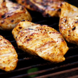 Peach Marinated Chicken