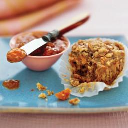 Peach-Oat Muffins