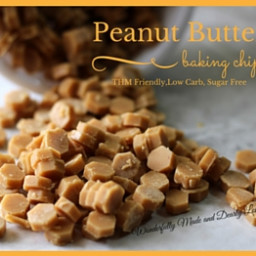 Peanut Butter Baking Chips
