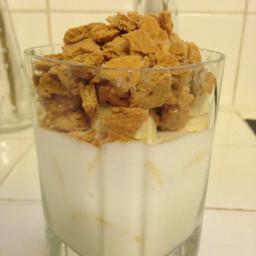 Peanut Butter & Banana Breakfast Bowl