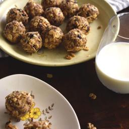 Peanut Butter Coconut Raw Balls