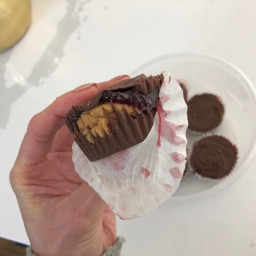 Peanut Butter Cups, You've Been Upgraded