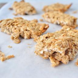 Peanut Butter Granola Bars