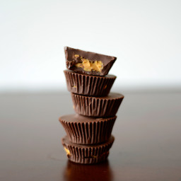 Peanut Butter Pumpkin Cups