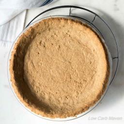 Peanut Flour Pie Crust