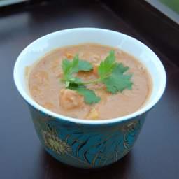 Peanut Squash Soup