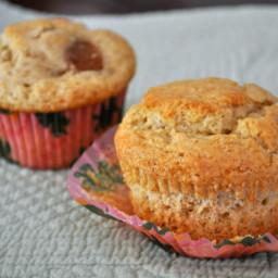 Pear-Cardamom Muffins Recipe