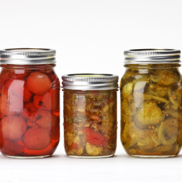 Pear Relish With Peppers