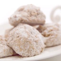 Pecan Balls (Christmas Cookies)