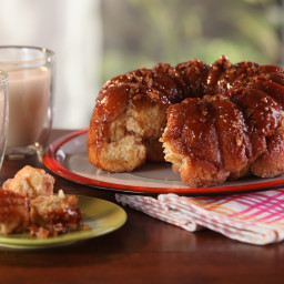 Pecan Pie Monkey Bread