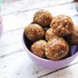 Pecan Protein Balls