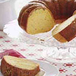 Pecan Rum Cake Recipe